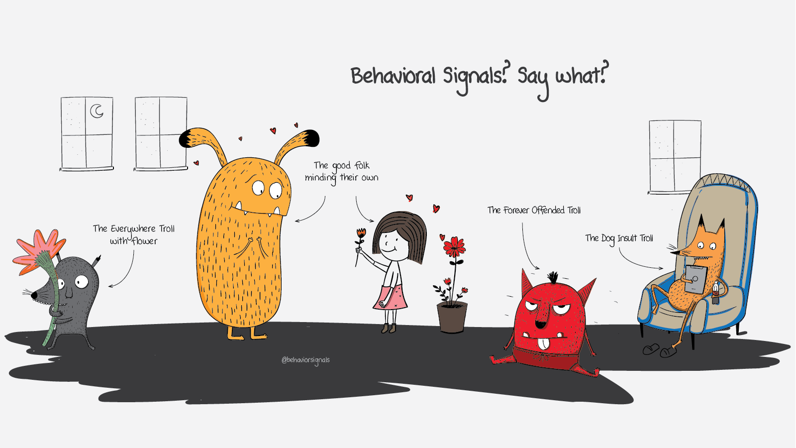 What is 'Behavioral Signals'?