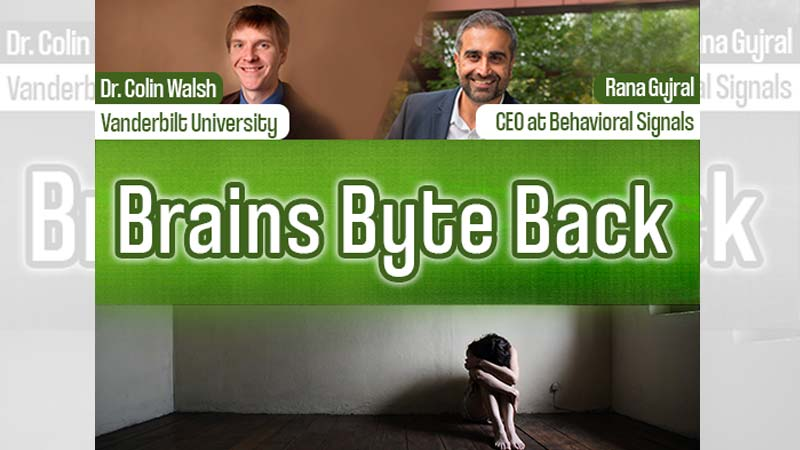 Predictive AI and suicide prevention on Brains Byte Back