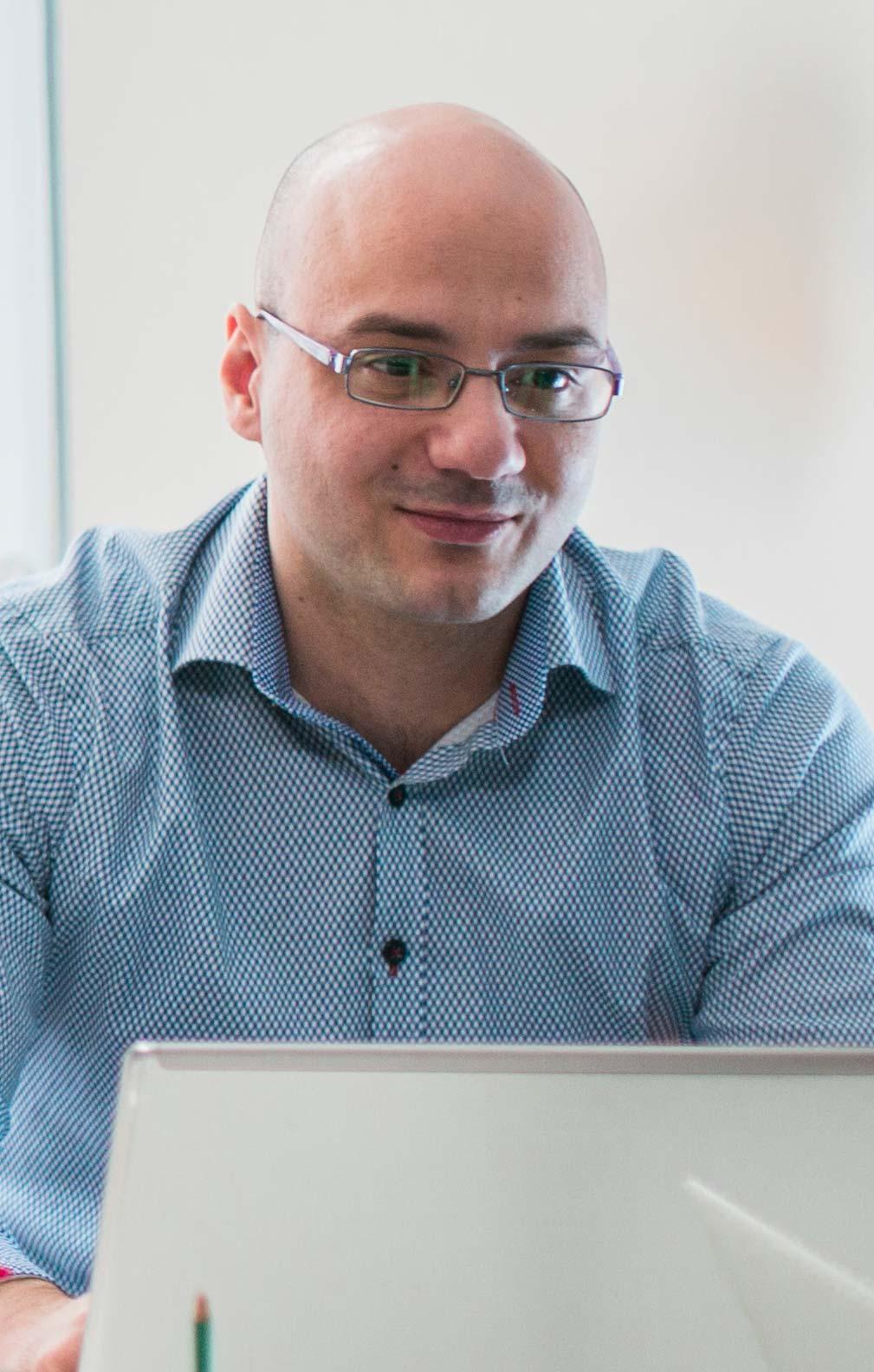 Ledion Sotiri-R&D Engineer at Behavioral Signals