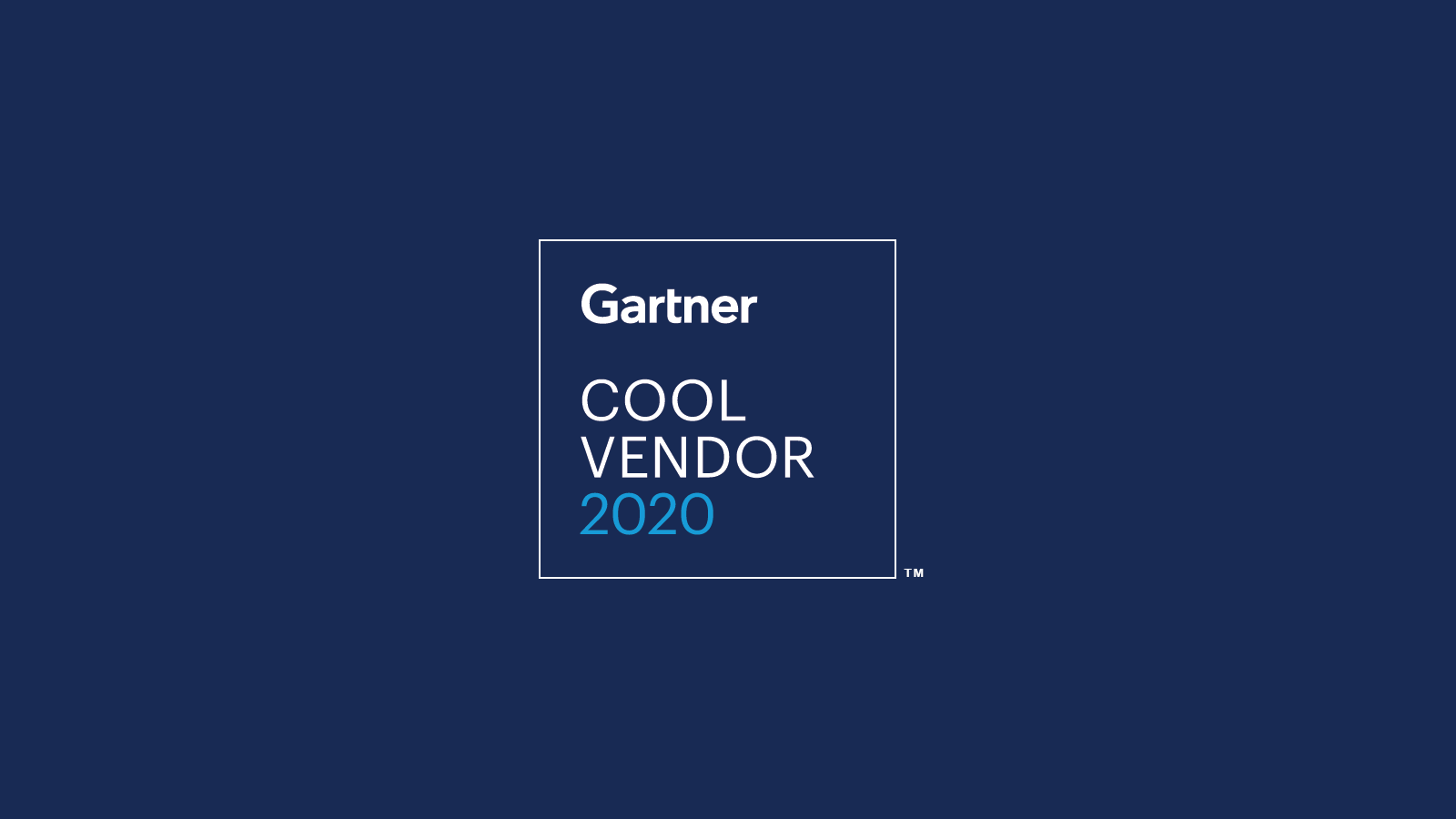 Gartner Cool Vendor 2020 in AI Analytics for Behavioral Signals
